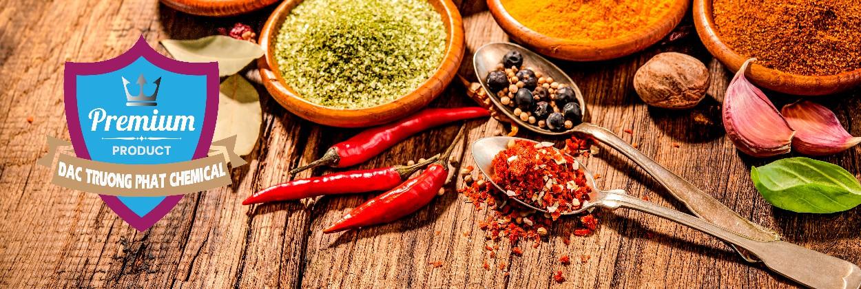 Cty chuyên phân phối & bán phụ gia trong ngành thực phẩm | Cty cung cấp - bán hóa chất tại TPHCM
